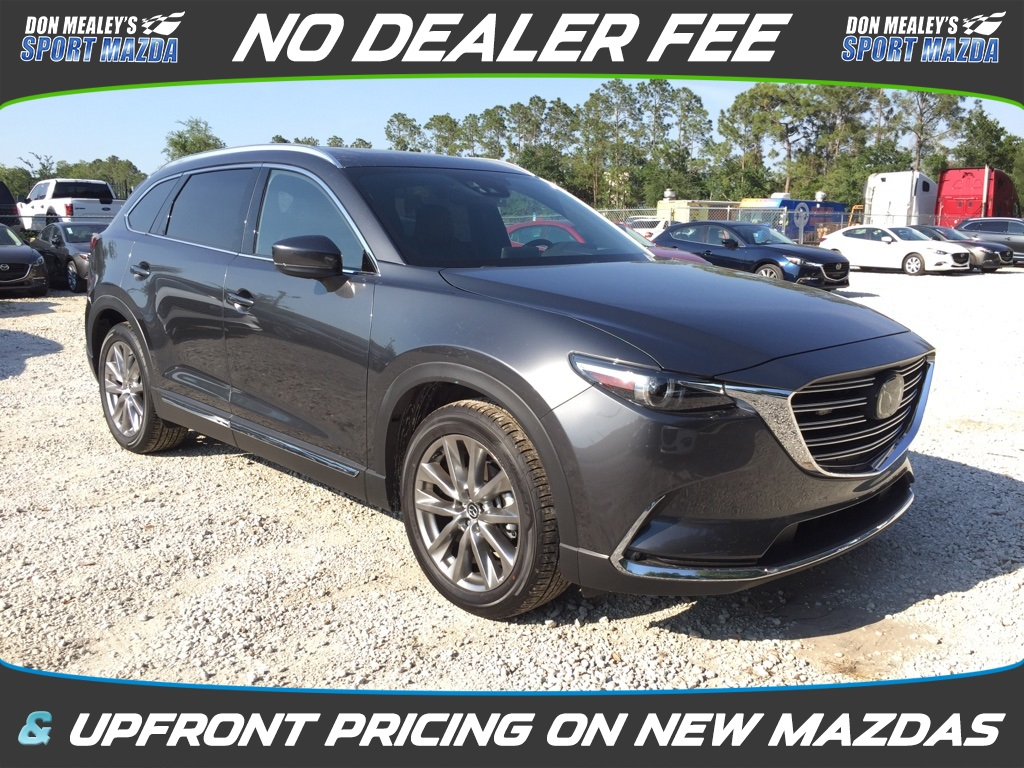 new 2017 mazda cx 9 signature 4d sport utility in orlando h0127121 sport mazda. Black Bedroom Furniture Sets. Home Design Ideas